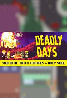 Deadly Days Steam Key GLOBAL фото