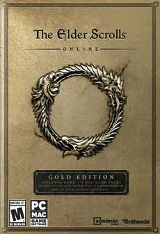 The Elder Scrolls Online Gold Edition Steam Key RU/CIS