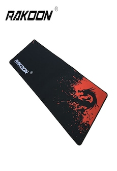 Image of Brand Large Gaming Mouse Pad With Lock Edge Red Dragon 30*80CM Speed/Control Version Mousepad For Dot 2 Lol