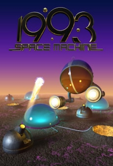 1993 Space Machine Steam Gift GLOBAL