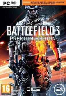 Image of Battlefield 3 Premium Edition Origin Key GLOBAL