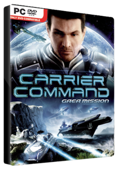 Carrier Command: Gaea Mission Steam Gift GLOBAL