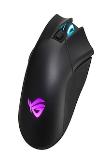 Image of ASUS ROG Gladius II Wireless Ergonomic 16000 DPI RGB LED Optical Gaming Mouse