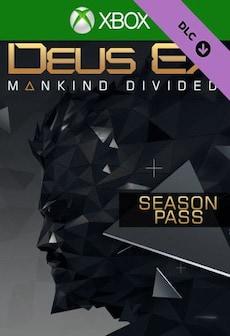 Deus Ex: Mankind Divided - Season Pass (Xbox One) - Xbox Live Key - GLOBAL