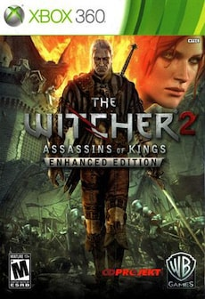 The Witcher 2: Assassins of Kings Enhanced Edition XBOX LIVE GLOBAL