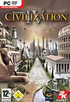 Sid Meier's Civilization IV: The Complete Edition (PC) - Steam Key - GLOBAL