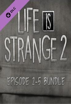 Life is Strange 2 - Episodes 2-5 bundle Steam Key GLOBAL