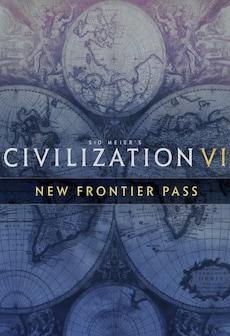 Sid Meier's Civilization VI - New Frontier Pass (PC) - Steam Gift - GLOBAL