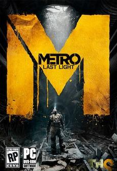 Metro: Last Light Steam Key GLOBAL