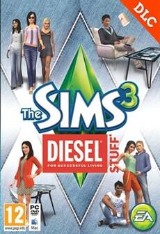 The Sims 3: Diesel Stuff DLC STEAM CD-KEY GLOBAL PC