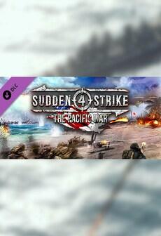 Sudden Strike 4 - The Pacific War Steam Key GLOBAL