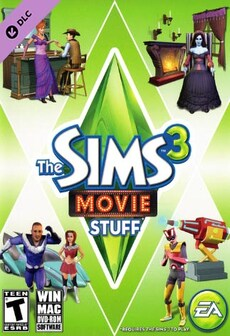 The Sims 3 - Movie Stuff Gift Steam GLOBAL