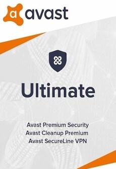 Avast Ultimate 10 Devices 1 Year Avast Key GLOBAL