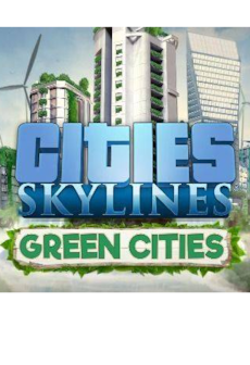 Cities: Skylines - Green Cities Steam Gift GLOBAL фото
