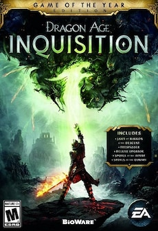 Dragon Age: Inquisition | Game of the Year Edition (PC) - Steam Gift - GLOBAL фото
