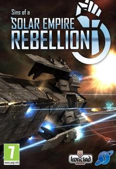 Sins of a Solar Empire: Rebellion Ultimate Edition Steam Key GLOBAL