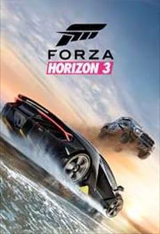 Forza Horizon 3 Deluxe Xbox Live Key GLOBAL Windows 10