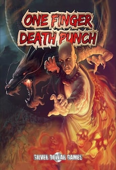 One Finger Death Punch Steam Gift GLOBAL фото