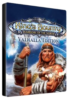 King's Bounty: Warriors of the North - Valhalla Edition Steam Gift GLOBAL