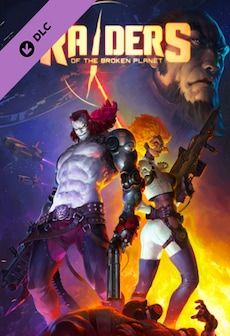 Raiders of the Broken Planet - Ultimate Edition Key Steam GLOBAL