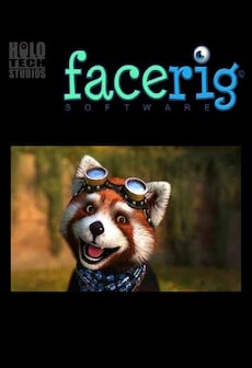 Image of FaceRig Steam Key GLOBAL