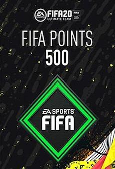 Fifa 21 Ultimate Team 500 FUT Points - Xbox Live Key - GLOBAL