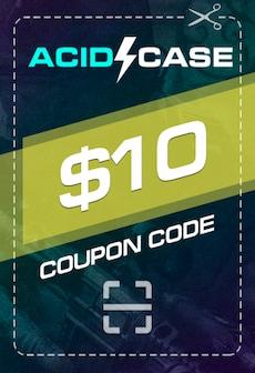 Acidcase Coupon AcidCase GLOBAL Code 10 USD PC