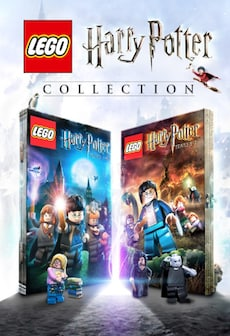LEGO Harry Potter: Years 1-7 (PC) - Steam Key - GLOBAL