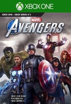 MARVEL'S AVENGERS (Xbox One) - Xbox Live Key - GLOBAL