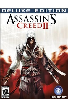 Image of Assassin's Creed II Deluxe Edition Uplay Key GLOBAL