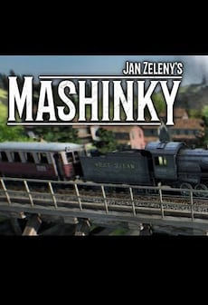Mashinky Steam Gift GLOBAL