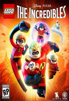 LEGO The Incredibles Xbox Live Xbox One Key GLOBAL