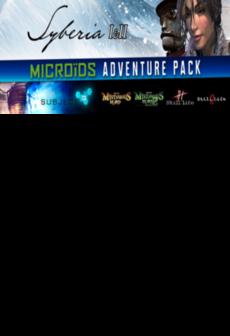 Microids Adventure Pack Steam Key GLOBAL