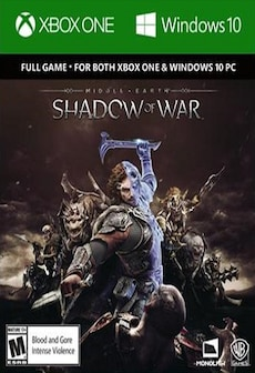 Middle-earth: Shadow of War Standard Edition (Xbox One) - Xbox Live Key - GLOBAL