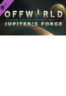 Offworld Trading Company: Jupiter's Forge Expansion Pack Steam Key GLOBAL