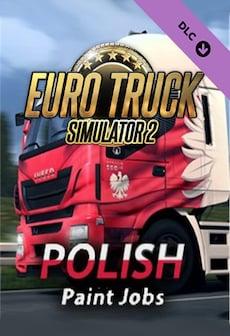 Euro Truck Simulator 2 - Polish Paint Jobs Pack Steam Key GLOBAL