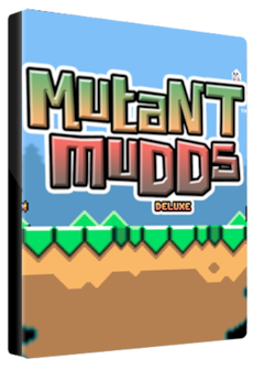 Mutant Mudds Deluxe Steam Gift GLOBAL