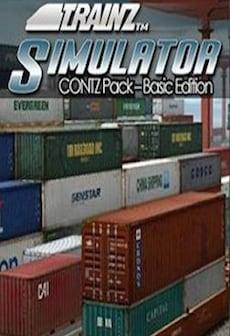 Trainz Simulator : CONTZ Pack - Basic Edition (PC) - Steam Key - GLOBAL