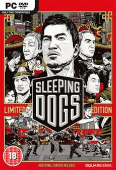 Sleeping Dogs Limited Edition STEAM CD-KEY GLOBAL PC