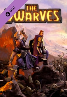 The Dwarves - Digital Deluxe Edition Extras Gift Steam GLOBAL