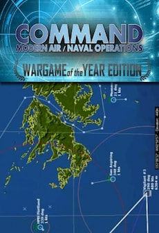 Image of Command: Modern Air / Naval Operations WOTY Steam Key GLOBAL