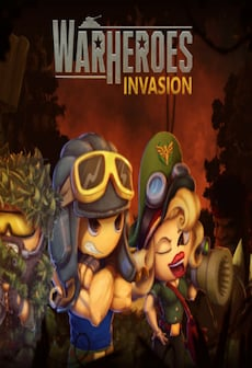 War Heroes: Invasion Steam Key GLOBAL фото