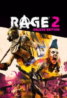 RAGE 2 | Deluxe Edition (PC) - Steam Key - GLOBAL