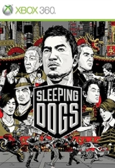 Sleeping Dogs Steam Gift GLOBAL