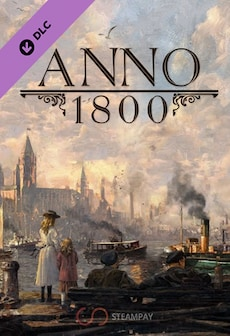 ANNO 1800 - THE IMPERIAL PACK Uplay Key GLOBAL