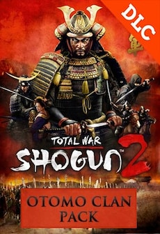 Total War: SHOGUN 2 – Otomo Clan Pack DLC CD-KEY STEAM GLOBAL PC