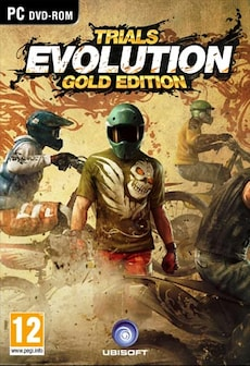Image of Trials Evolution: Gold Edition Uplay Key GLOBAL