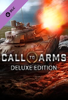 Call to Arms - Deluxe Edition upgrade (PC) - Steam Gift - GLOBAL