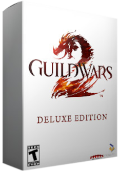 Guild Wars 2 Digital Deluxe NCSoft Key GLOBAL
