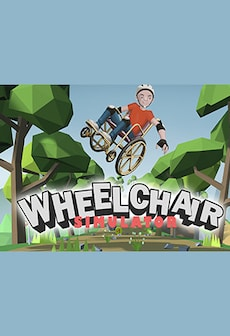 Wheelchair Simulator VR Steam Key GLOBAL